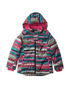 Pink Platinum Marine Fleece & Soft Shell Jackets