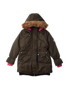 Pink Platinum Forest Fleece & Soft Shell Jackets
