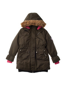 Pink Platinum Expedition Jacket - Girls 7-16