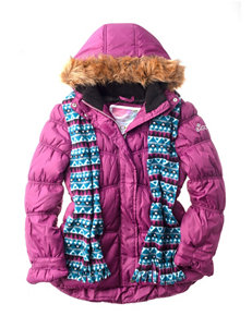 Pink Platinum Magenta Puffer & Quilted Jackets