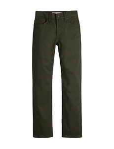 Levis 511 Suede Twill Pant - Boys 8-20