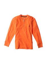 Nautica Jersey Henley T-shirt - Boys 8-20