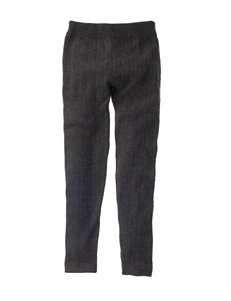 One Step Up Heather Charcoal Stretch