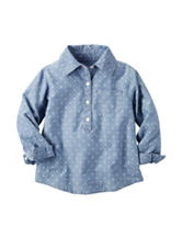 Carter's® Chambray Top - Girls 4-8