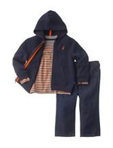 Nautica Fleece Hoodie & Pants Set - Baby 12-24 Mos.
