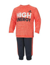 adidas® 2-pc. High Energy Pants Set – Baby 12-24 Mos.