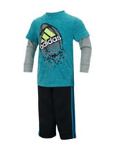 adidas® 2-pc. Shatter Game Pants Set – Baby 12-24 Mos.