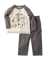 Baby Gear 2-pc. Woodland Pants Set - Baby 12-24 Mos.