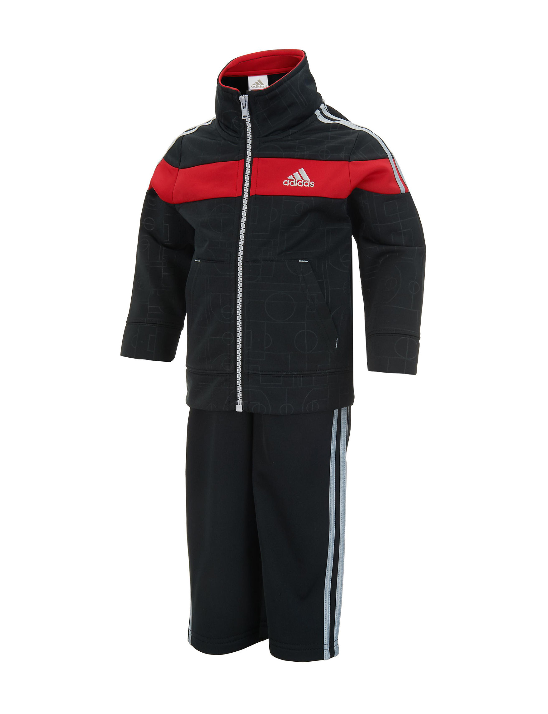 Adidas Dark Grey