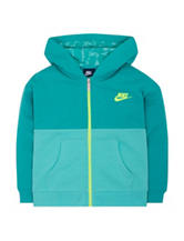 Nike® Fleece Hoodie - Girls 4-6x