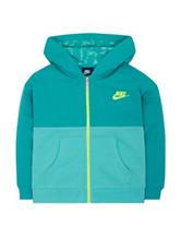 Nike® Fleece Hoodie - Girls 4-6x