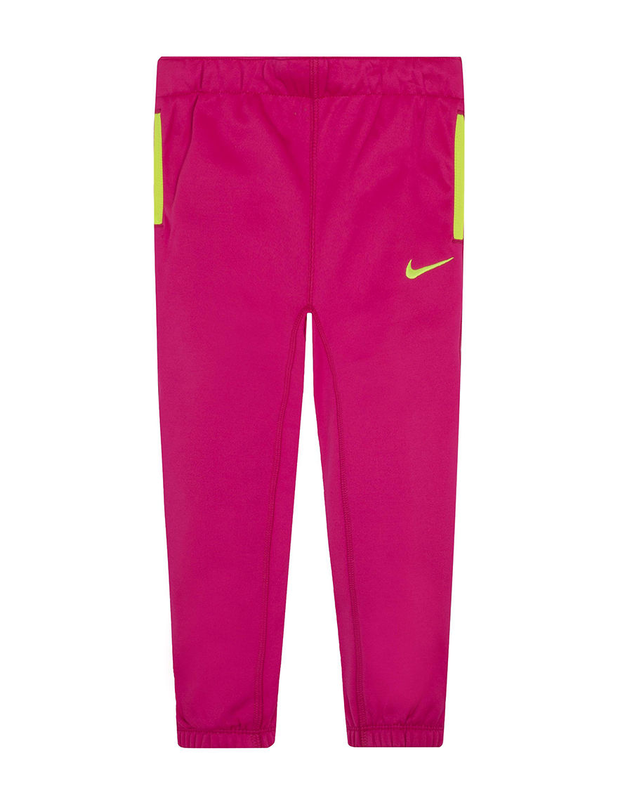 Nike Pink Loose Soft Pants