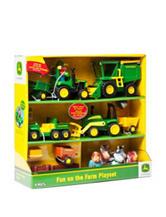 John Deere Large Fun On The Farm Playset