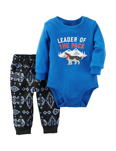 Carter's® 2-pc. Leader of the Pack Bodysuit & Pants Set - Baby 0-24 Mos.