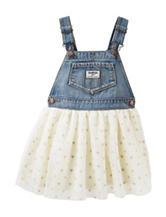 OshKosh B'gosh® Lace Sparkle Jumper - Baby 3-24 Mos