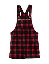 OshKosh B'gosh® Red Plaid Print Jumper - Baby 3-24 Mos.