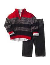 Nautica 3-pc. Sweater & Pants Set - Baby 12-24 Mos.