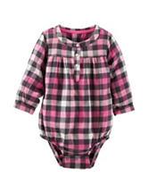 OshKosh B'gosh® Gingham Woven Bodysuit - Baby 3-24 Mos.