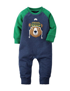 Carter's® Bear Coverall - Baby 0-12 Mos.