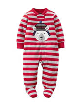 Carters® Striped Print Sleep & Play - Baby 0-9 Mos.