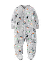 Carter's® Snowman Print Sleep & Play - Baby 0-9 Mos.