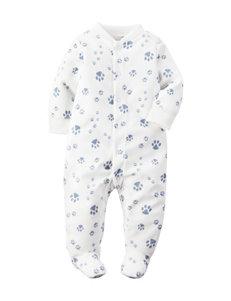 Carter's® Paw Print Sleep & Play - Baby 0-24 Mos.