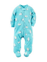 Carter's® Skiing Polar Bear Sleep & Play - Baby 0-9 Mos.