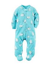 Carter's® Skiing Polar Bear Sleep & Play - Baby 0-9 Mos.