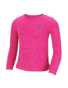 adidas® Pretty Strong Clima Top - Girls 2-6x