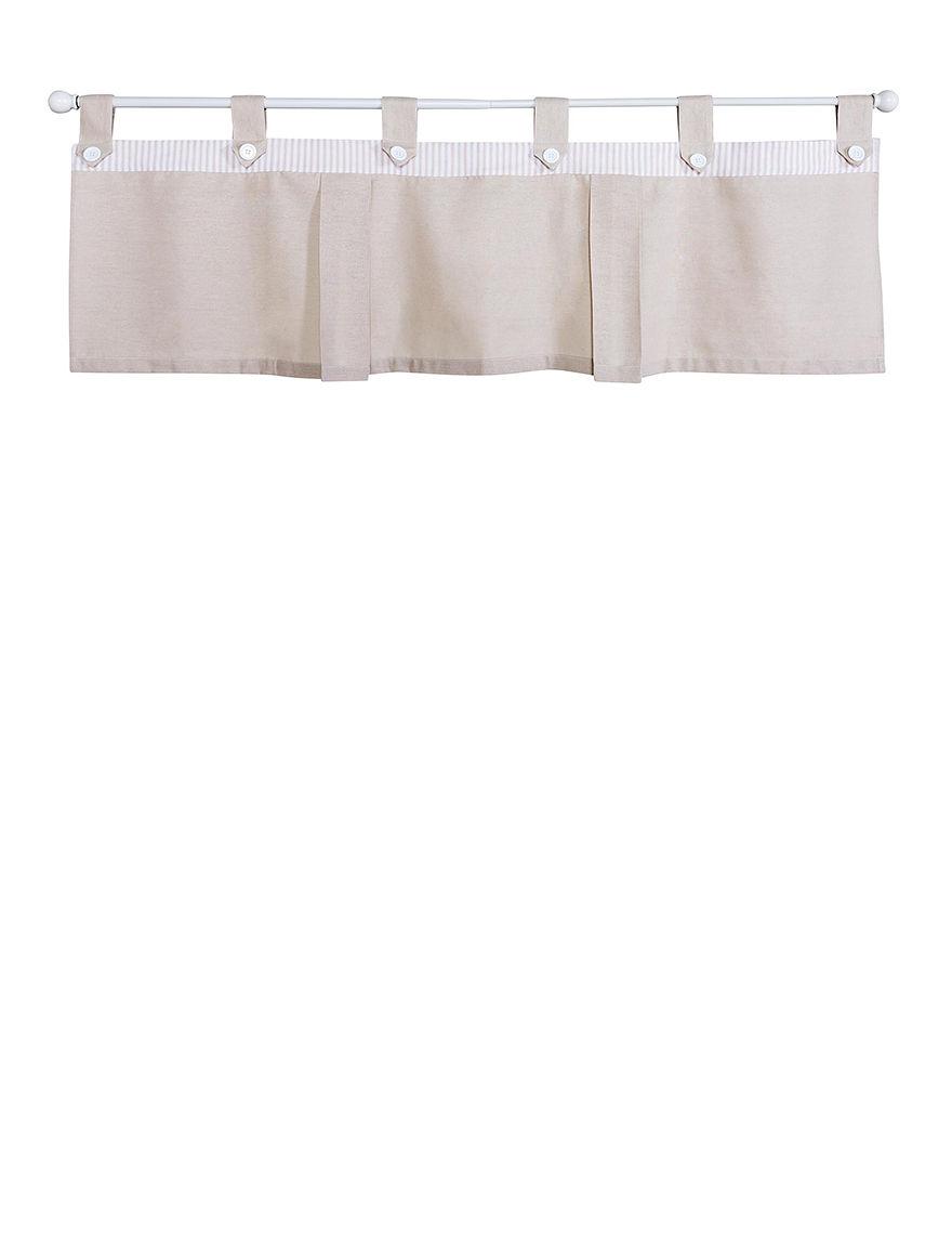 Trend Lab Tan / White