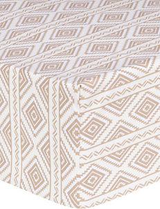 Trend Lab Deer Lodge Aztec Print Fitted Crib Sheet