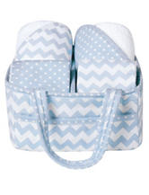Trend Lab 5-pc. Blue Sky Baby Bath Gift Set