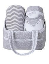 Trend Lab 6-pc. Safari Baby Care Gift Set