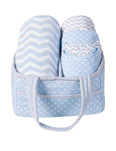 Trend Lab 6-pc. Blue Sky Baby Care Gift Set