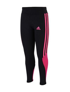 adidas® Toe Touch Leggings - Girls 2-6x
