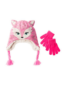 Capelli Pink Scarves & Wraps
