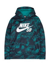 Nike® Abstract Print Therma Fit Hoodie - Boys 8-20