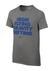 Nike Gravity Defying T-Shirt - Boys 8-20