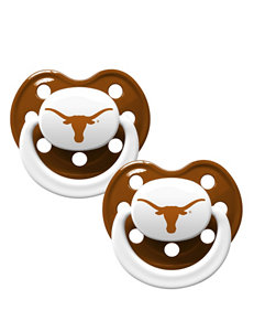 Baby Fanatic 2-pk. University of Texas Pacifiers
