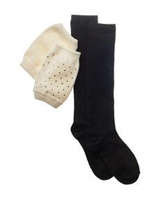 Capelli Ivory Socks