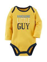 Carter's® Handsome Little Guy Bodysuit – Baby 0-9 Mos.