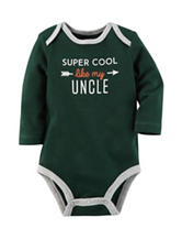 Carters® Super Cool like my Uncle Bodysuit - Baby 0-9 Mos.
