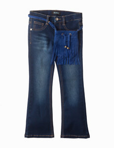 Squeeze Bootcut Jeans with Fashion Purse - Girls 4-6x