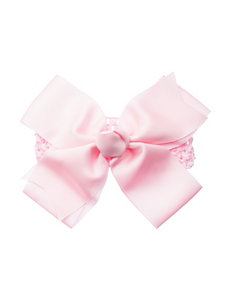 Riviera Large Bow Crochet Headband
