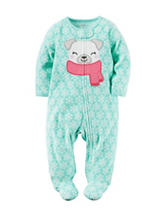 Carter's® Snowflake Print Sleep & Play - Baby 0-9 Mos.