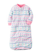 Carter's® Aztec Print Sleep Suit - Baby 0-9 Mos.