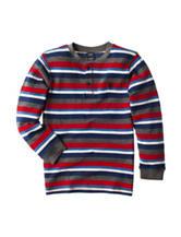 U.S. Polo Assn. Multicolor Striped Print Thermal Shirt - Boys 8-20
