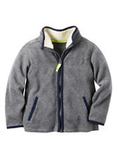 Carter's® Full Zip Fleece Jacket - Toddler Boys