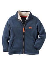 Carter's® Full Zip Fleece Jacket - Toddler Boys