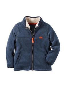 Carter's® Full Zip Fleece Jacket - Boys 4-8
